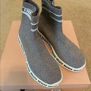 Miu miu women shoes size 38